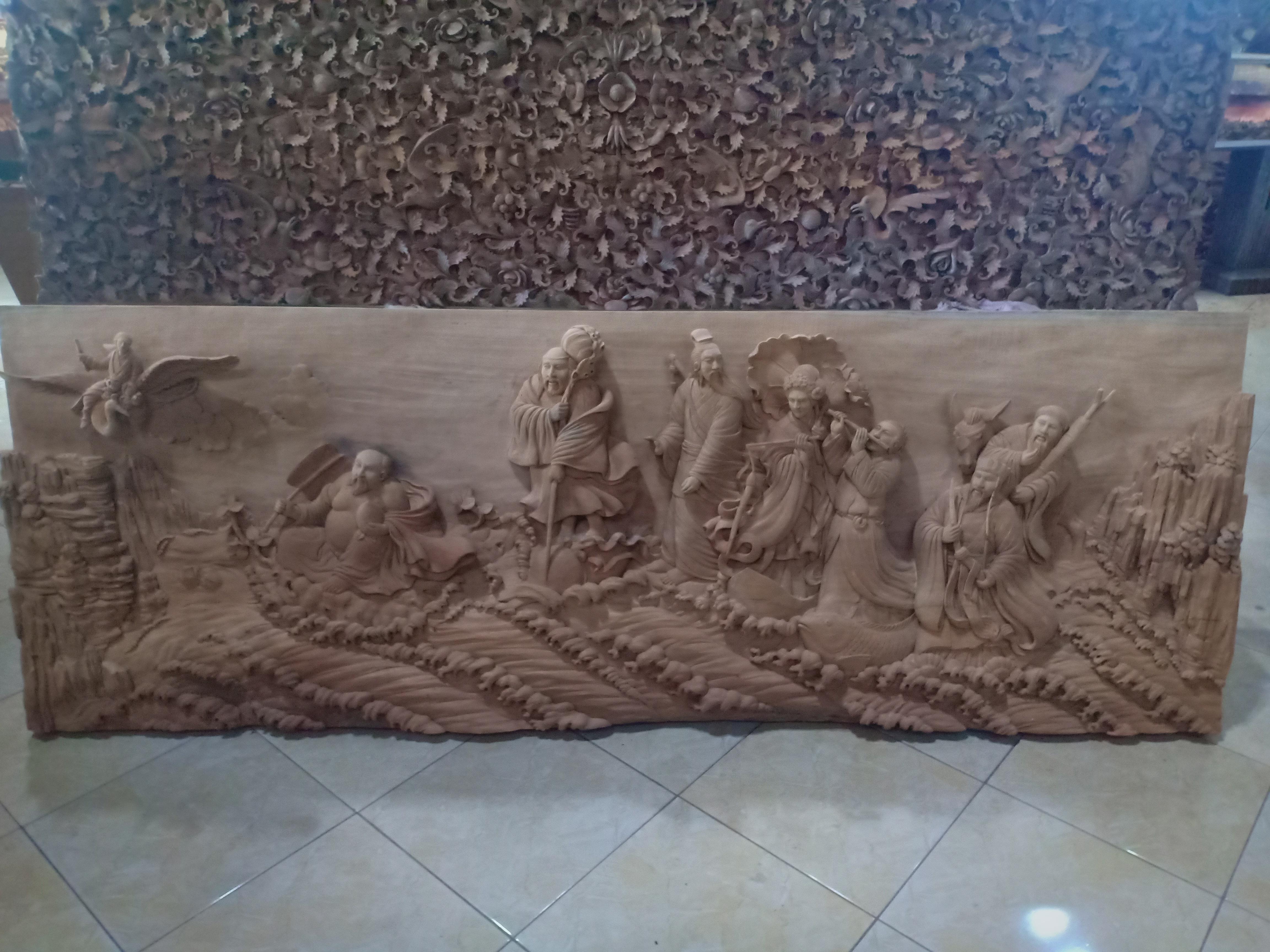 Relief 8 dewa