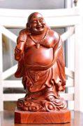 Patung kayu Budha Pekong