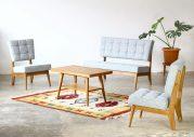 Set tamu kursi sofa minimalis