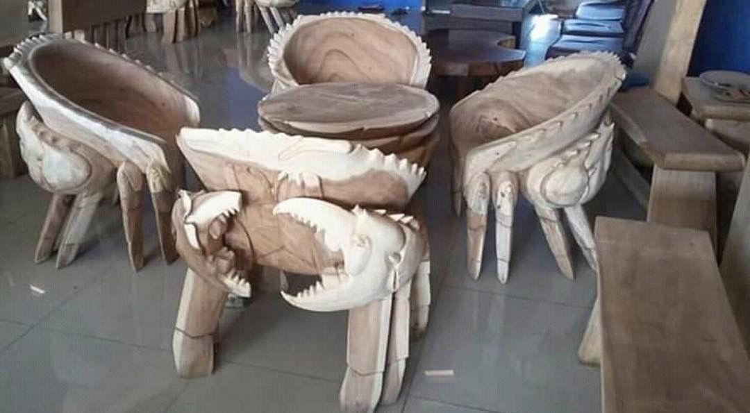 Kursi kepiting