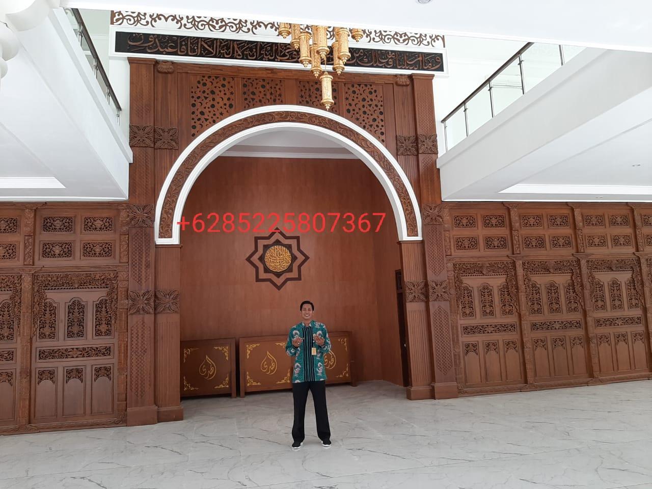Mihrab masjid